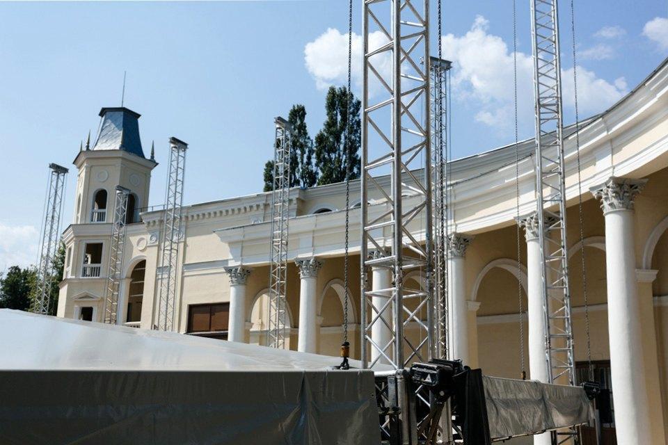 Как выглядит обновлённый Зелёныйтеатр ВДНХ. Изображение № 9.
