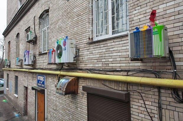 Киев — Петушки: Новый вид городского стрит-арта. Изображение № 18.