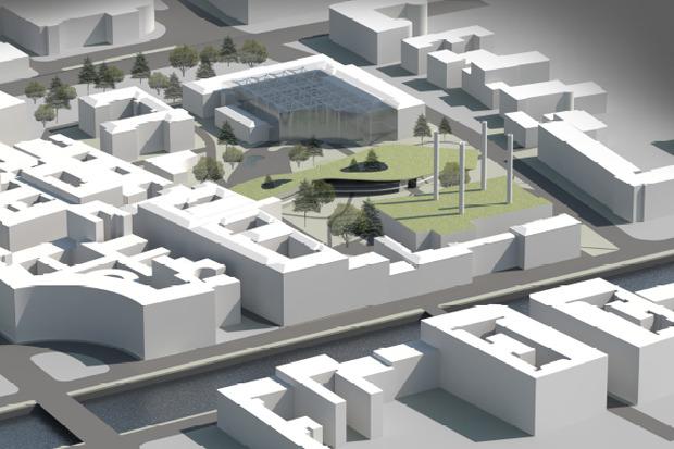 10 проектов квартала около Витебского вокзала . Изображение № 34.