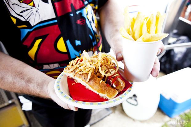 Полевая кухня: Уличная еда на примере Пикника «Афиши». Изображение № 13.