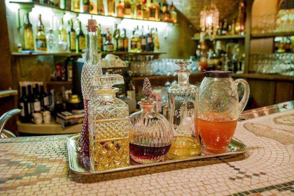 Ресторан ибар Mitzva bar. Изображение № 7.