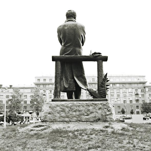 По местам: Памятник Янке Купале. Изображение № 2.