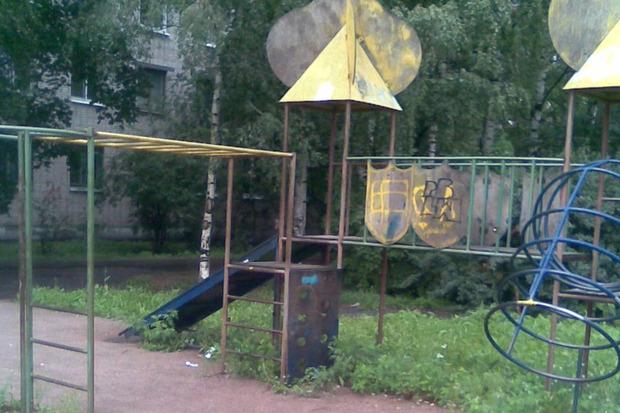 Между м. «Приморская» и ул. Железноводская, 64, сквер. Изображение № 6.