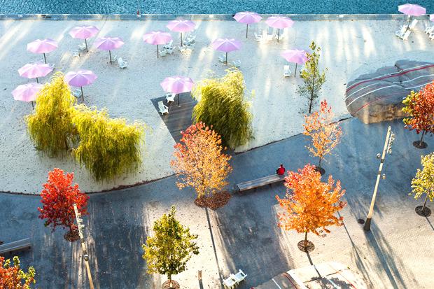 Иностранный опыт: 6 городских пляжей. Изображение № 19.