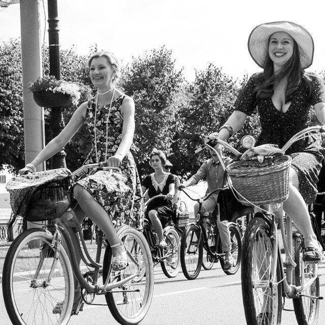 Твидовый велопробег вснимках Instagram . Изображение № 6.