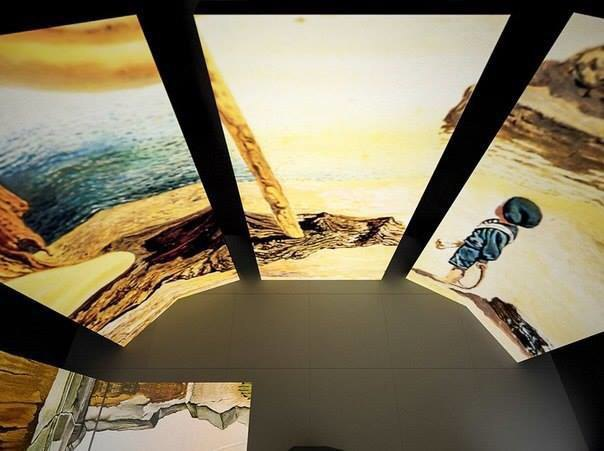 В Петербурге пройдёт выставка «Дали— живые полотна». Изображение № 1.