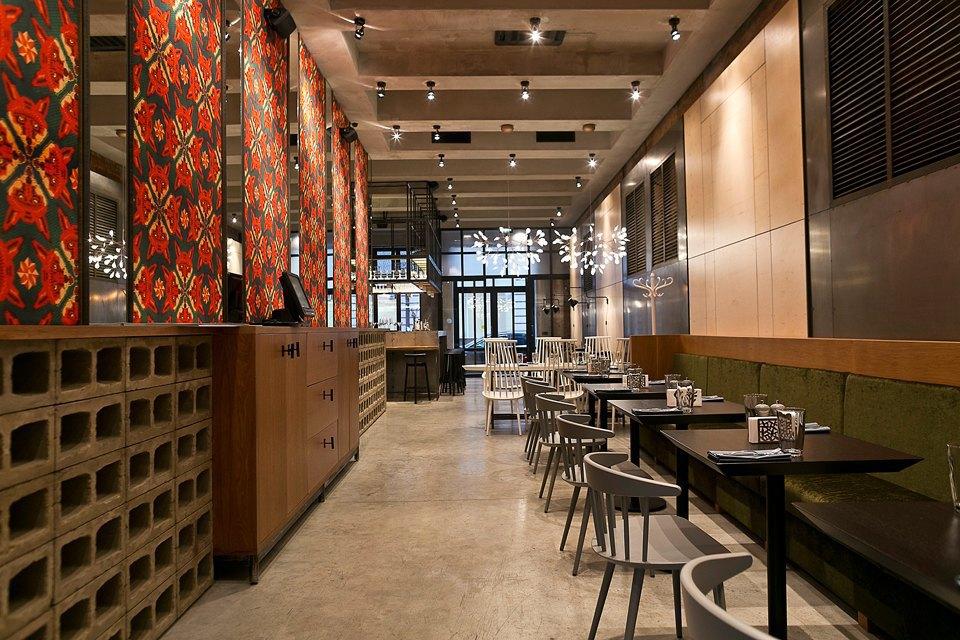 Ресторан и бар Holy Fox. Изображение № 7.