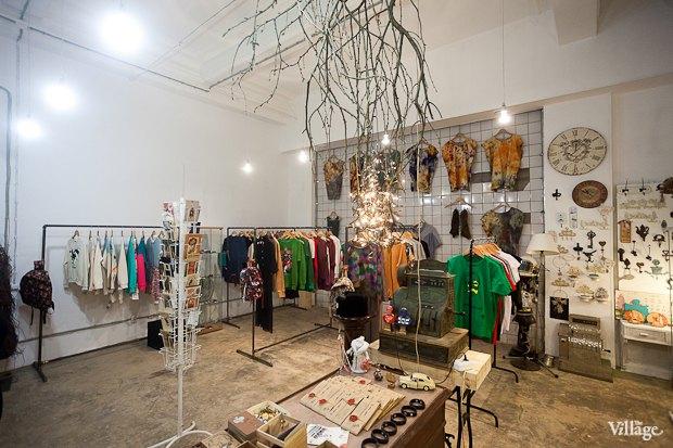 Новое место: Бар «Север» и магазин «Yes Офкос». Изображение № 22.