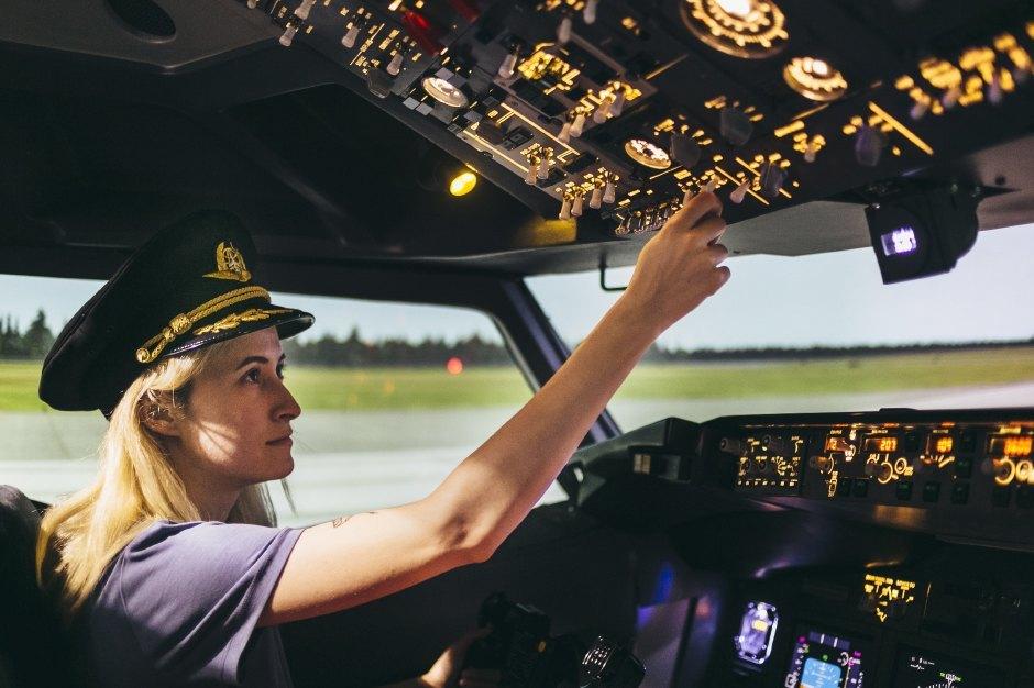 Эксперимент: Иллюстратор пробует посадить самолет в аэропорту Шереметьево. Изображение № 9.