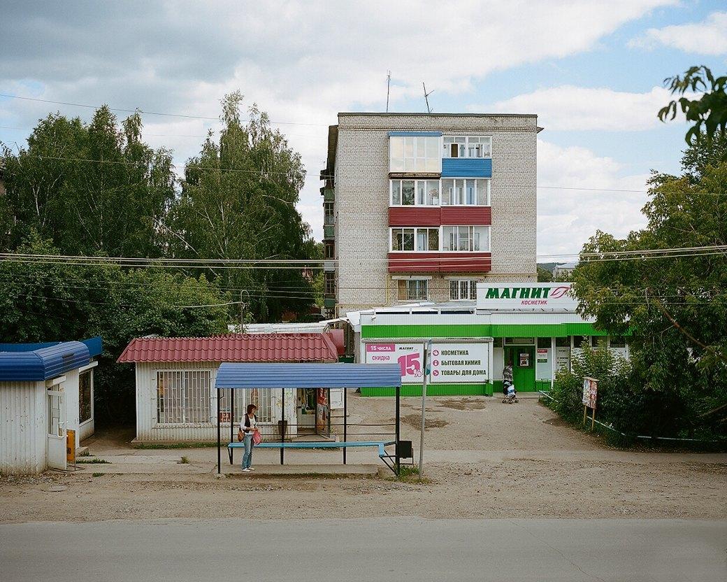 Фотограф Максим Шер — отом, изчего состоит постсоветский город. Изображение № 18.
