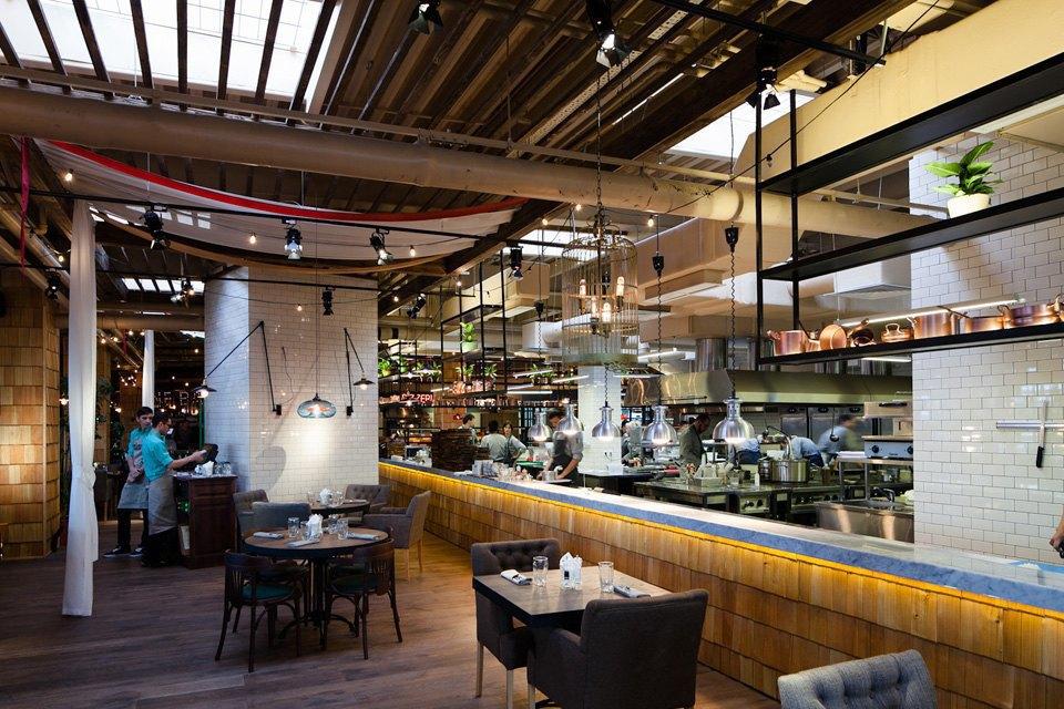 Ресторан «Большая кухня» в«Галерее». Изображение № 6.