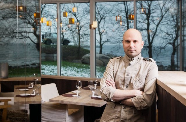 В «Фаренгейте» появится временное меню эстонского шеф-повара Тыниса Сийгура . Изображение № 1.