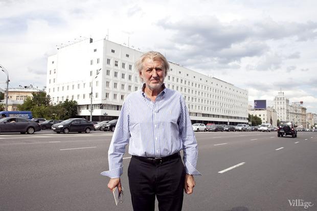 Интервью: Пьер Ганьер о простой еде и своём московском ресторане. Изображение № 1.