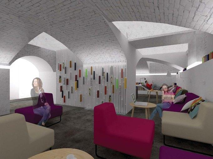 На проспекте Энгельса откроется хостел и центр современного искусства YarkyHostel&Space. Изображение № 8.