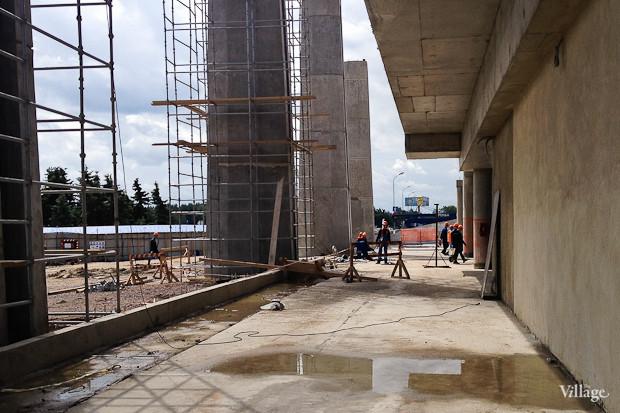 Фоторепортаж: Каким будет новый терминал Пулкова. Изображение № 41.