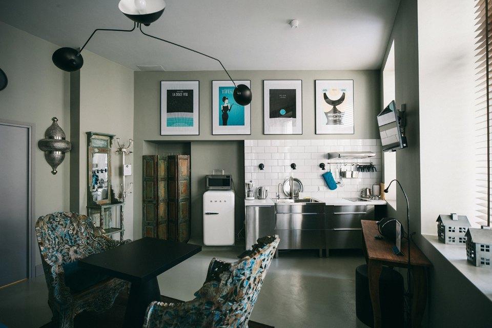 Апартаменты петербургского хостела Chao, Mama. Изображение № 2.