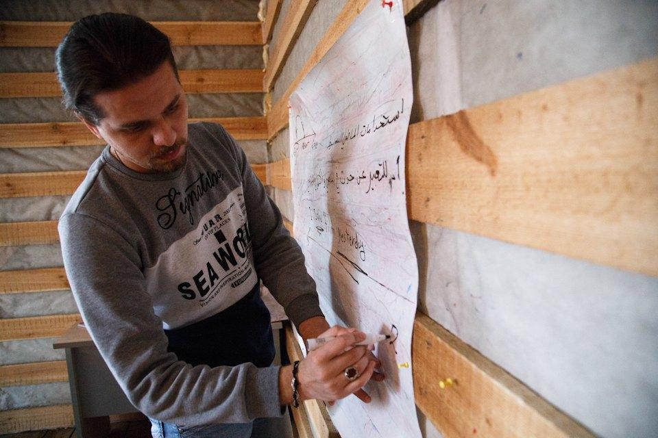 Дети, которых нет: Как проходят занятия в ногинской школе для сирийских беженцев. Изображение № 25.