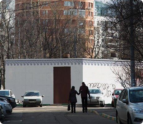 Студия Лебедева разработала орнамент для типовых построек. Изображение № 3.