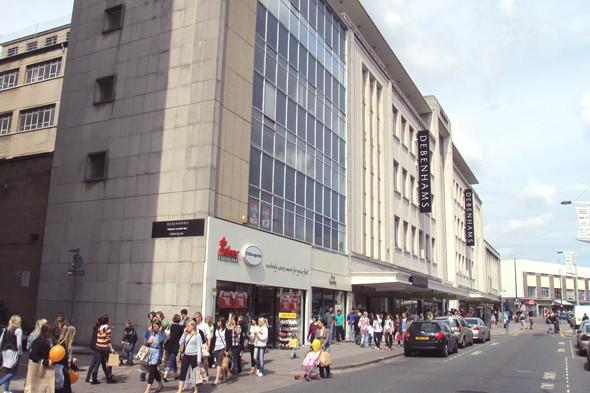 Debenhams в Бристоле. Изображение № 1.