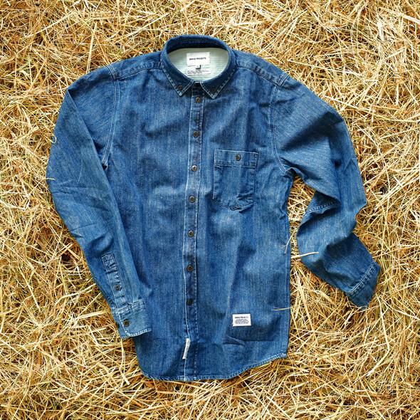 Вещи недели: 15 джинсовых рубашек. Изображение № 2.