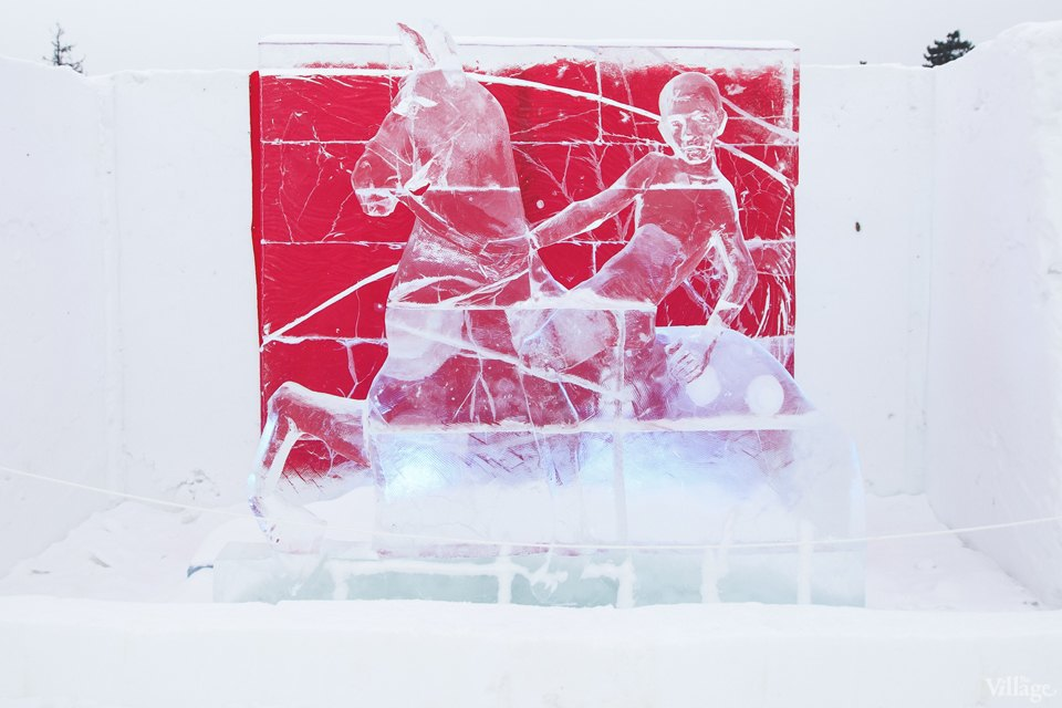 Ледянойлабиринт на ВВЦ. Изображение № 5.