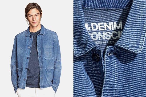 6 мужских джинсовок не дороже 7тысяч рублей. Изображение № 2.