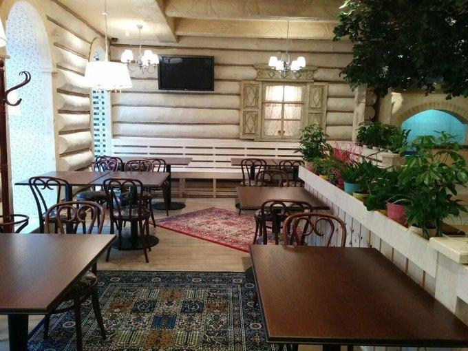 НаНевском проспекте открылось кафе «Мама надаче» . Изображение № 1.