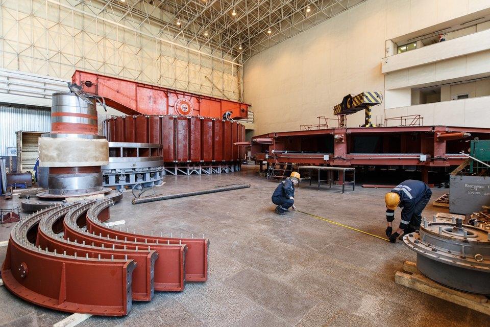 Как работает гидроэлектростанция. Изображение № 27.