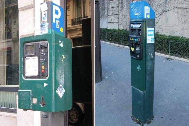 Как у них: Жители 5 столиц оплатных парковках. Изображение № 12.
