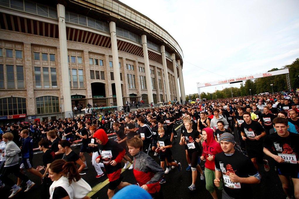 We Run Moscow 2011. Изображение № 15.