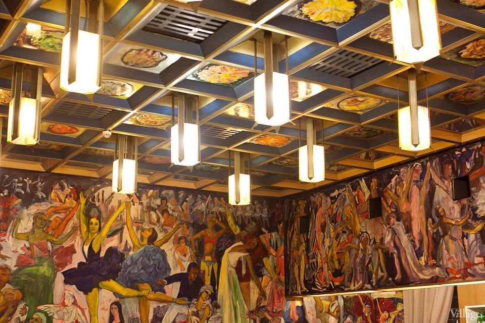 Фоторепортаж: Вторая сцена Мариинского театра изнутри. Изображение № 59.