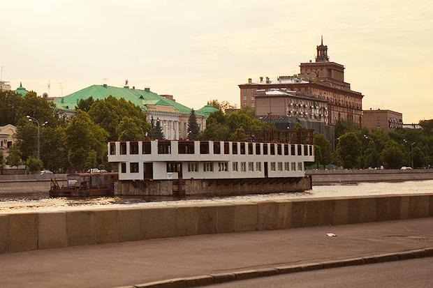 Берега-утопии: Какой могла бы быть Москва-река. Изображение № 15.