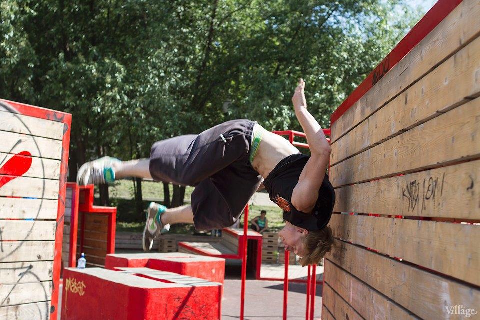 Люди в городе: Играющие в парках. Изображение № 18.