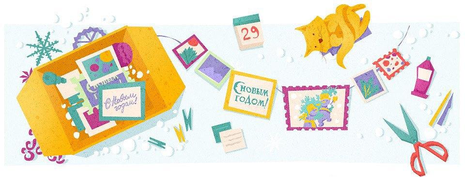Домпросвет: Как украсить квартиру к Новому году. Изображение № 11.