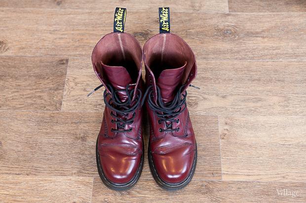 Ботинки Dr. Martens — 2 500 рублей. Изображение № 39.