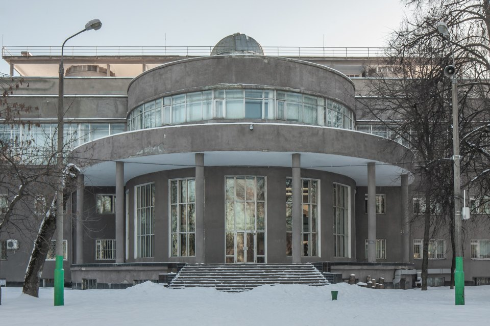 Краевед Денис Ромодин —  о культурном центре ЗИЛ. Изображение № 9.