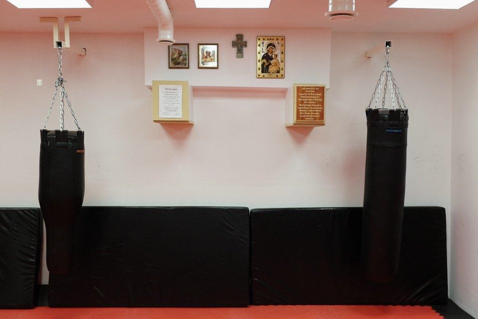 Участники православного клуба единоборств — овере инасилии. Изображение № 9.
