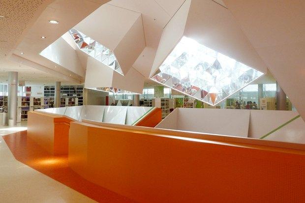 Аугсбургская городская библиотека. Изображение № 6.
