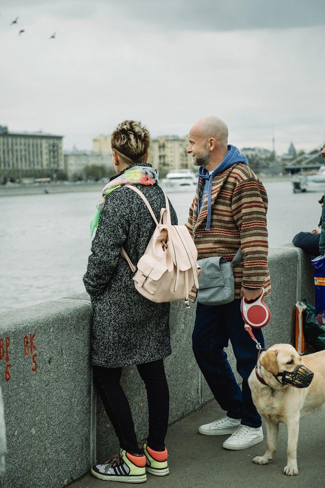 Как прошёл первый парад пассажирских теплоходов в Москве. Изображение № 15.