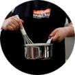 Omnivore Food Festival: Иван Шишкин готовит пеммикан и черемуховые полбяные пряники. Изображение № 27.