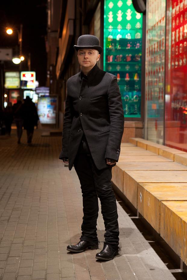 Внешний вид: Сергей Шишков, финансист. Изображение № 1.