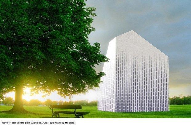 ВПетербурге откроется хостел сэкспериментальными жилыми модулями . Изображение № 1.