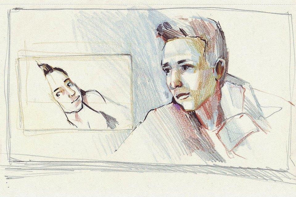 Влюблённые пары на улицах Москвы. Изображение № 5.