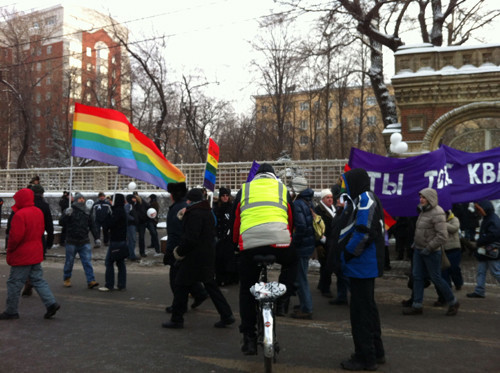 Онлайн-трансляция: Шествие и митинг «За честные выборы». Изображение № 80.