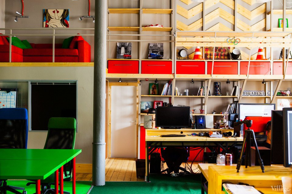 Офис недели (Москва): Radugadesign. Изображение № 12.