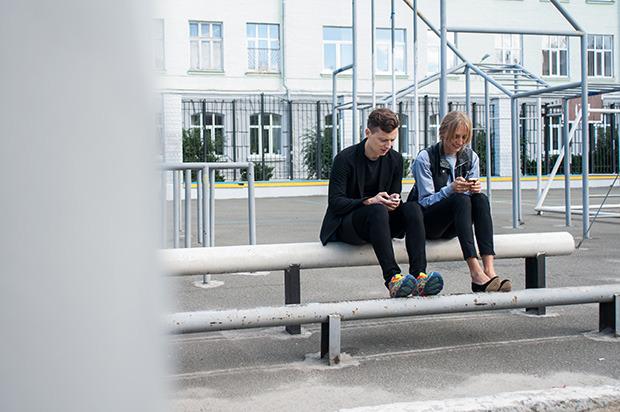 Вторая Poloвинка: Антон и Ксения Шнайдер. Изображение № 9.