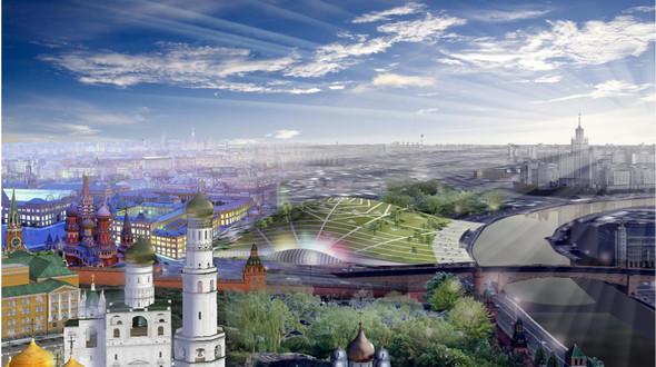 Москомархитектура выбрала 118 проектов парка в Зарядье. Изображение № 38.