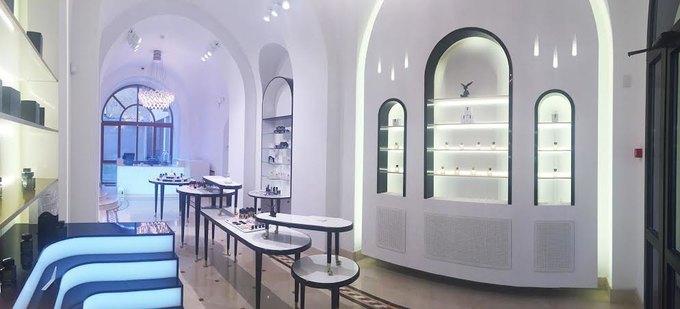 В Москве открылся магазин косметики ипарфюмерии Rouge Bunny Rouge. Изображение № 3.