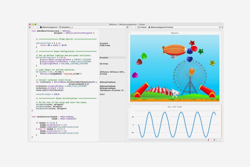 Рай для кодера: Самые важные новинки c конференции Apple. Изображение № 10.