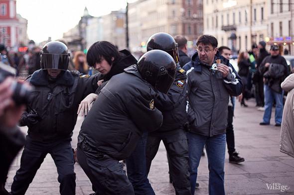 Copwatch (Петербург): Действия полиции на митинге «Стратегии-31». Изображение № 5.